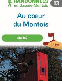 """Image du dépliant """"Au coeur du Montois"""""""
