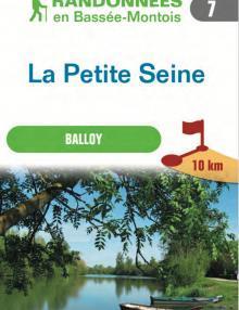"""Image du dépliant """"La petite Seine"""""""