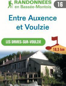 """Image du dépliant """"Entre Auxence et Voulzie"""""""