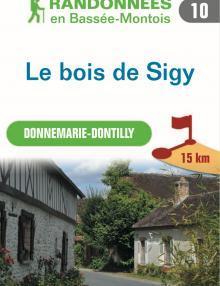 """Image du dépliant """"Le bois de Sigy"""""""