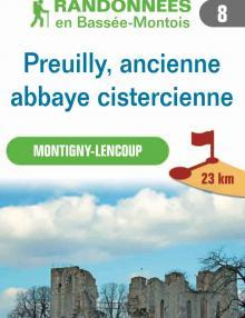 "Image du dépliant ""Preuilly, ancienne abbaye"""