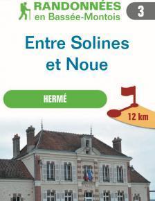 """Image du dépliant """"Entre solines et noue"""""""