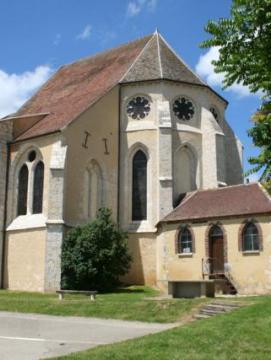 Eglise de Chalmaison