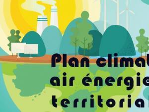 Bannière Plan Climat Air Energie Territorial