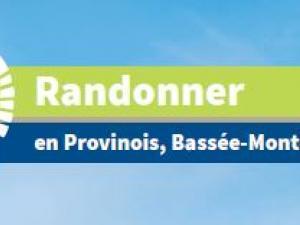 Bannière Randonner en Provinois, Bassée-Montois et Morin