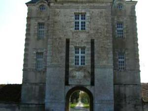 Château de Flamboin à Gouaix