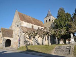 Eglise de Villenauxe la Petite
