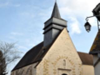 Eglise de Bazoches-les-Bray