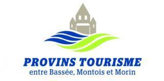 Logo Provins Tourisme entre Bassée, Montois et Morin
