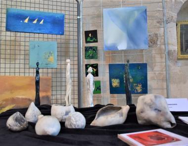 Exposition d'artistes