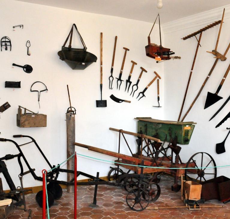 Exposition au musée du Montois